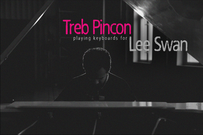 Treb Pincon Playing For Lee Swan